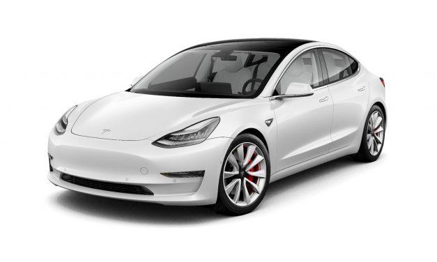 Tesla 3 pohledem českého recenzenta