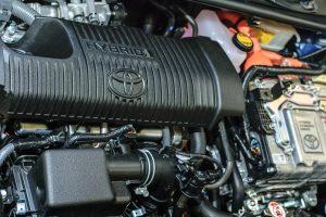 hybrid-elektromobil