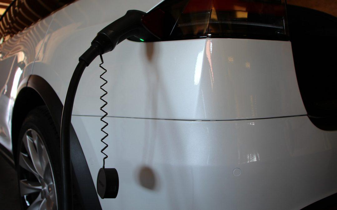 Dotační program pro dobíječky elektromobilů
