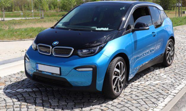 BMW i3 není jen auto pro manželku