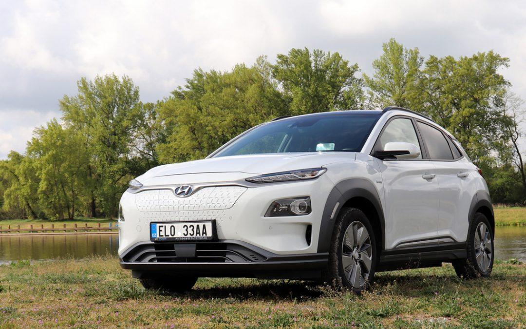 Hyundai Kona Electric recenze, test