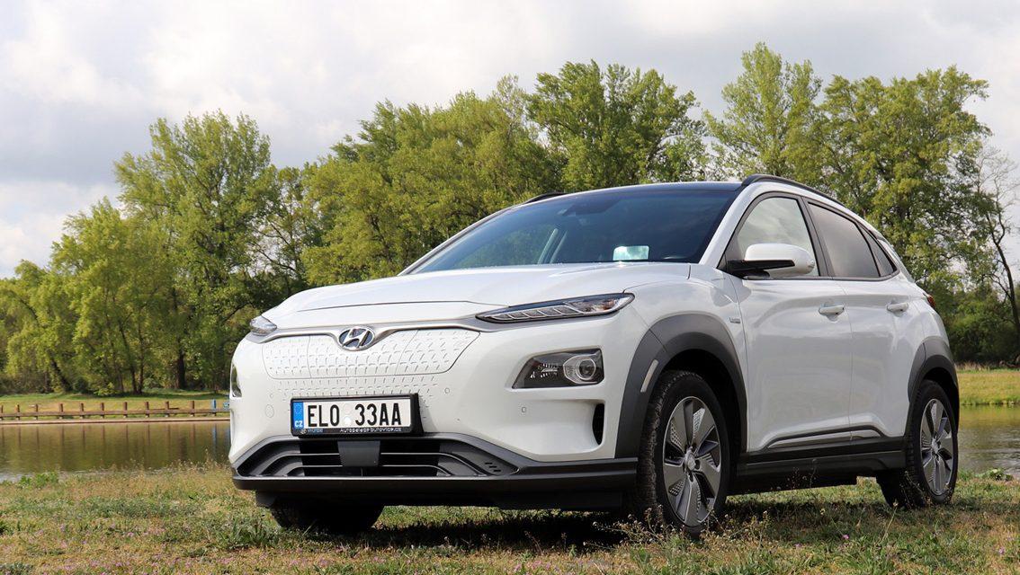Pro koho je Hyundai Kona Electric?