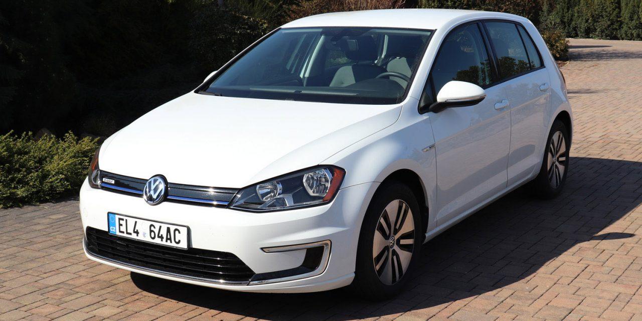 e-Golf 2015 jako druhé auto do rodiny?