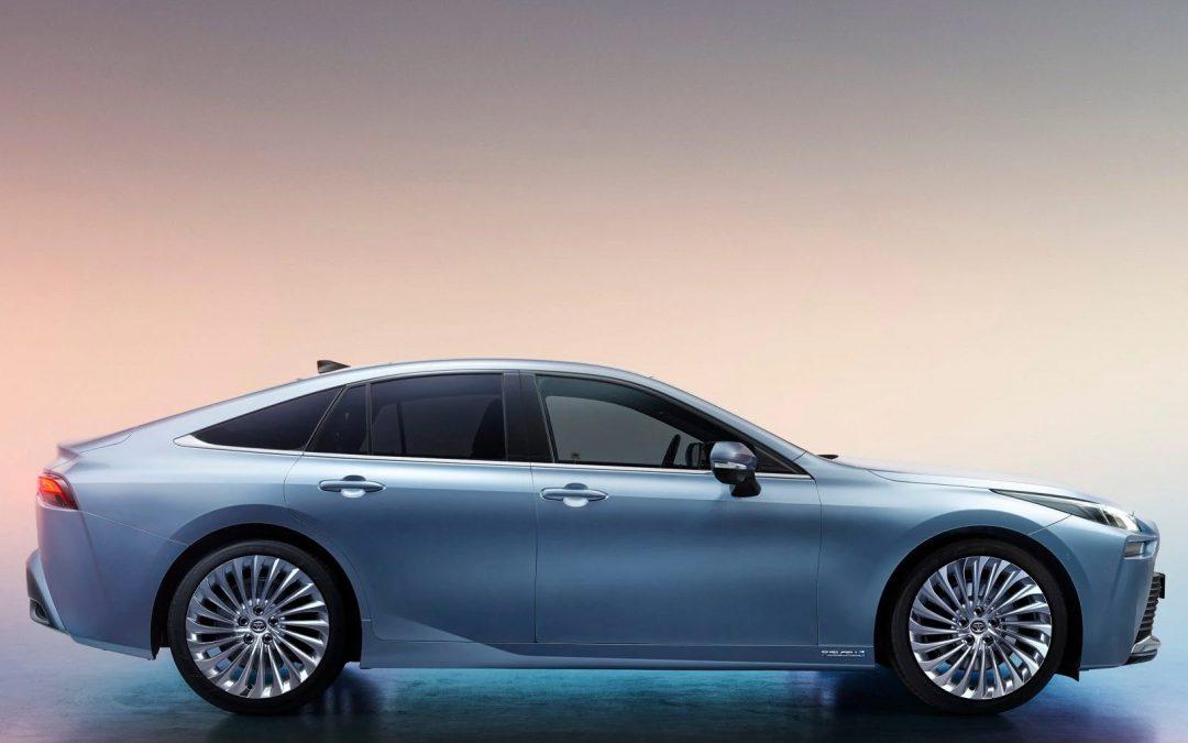40 000 aut na vodík do roku 2030