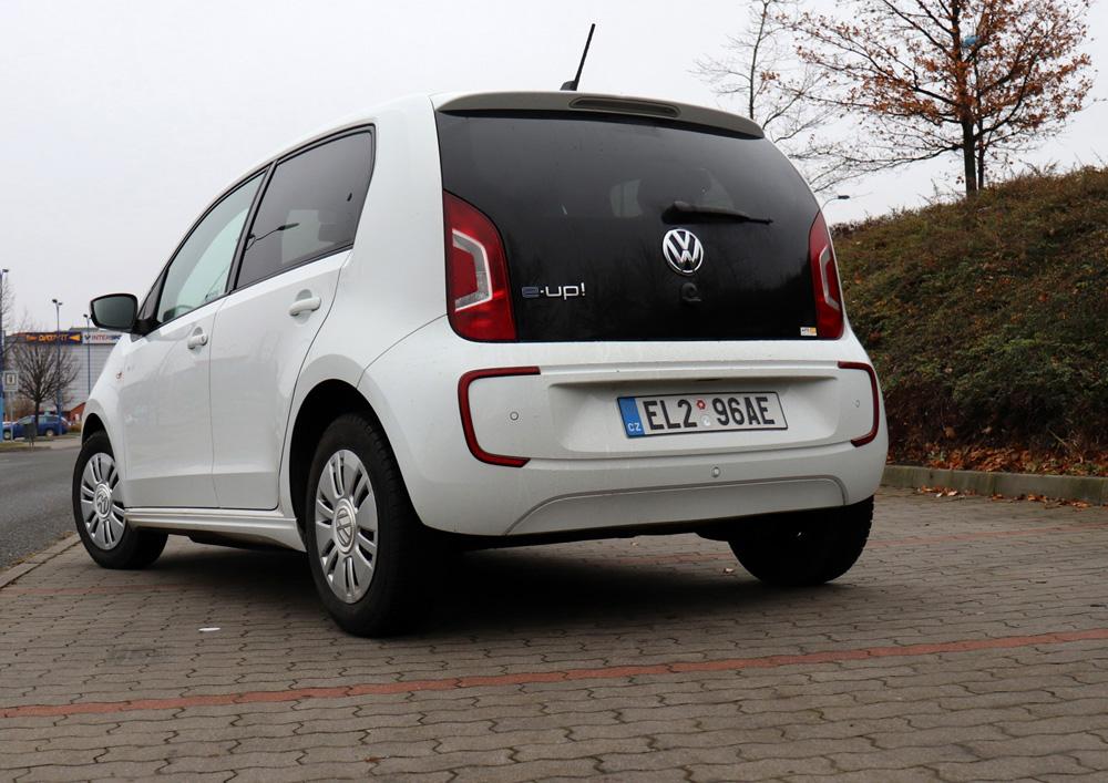 zezadu Volkswagen e-Up