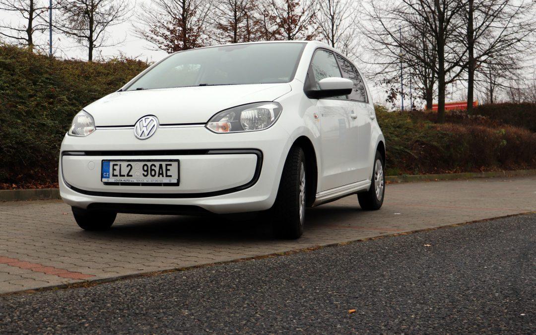 Volkswagen e-Up! recenze, test