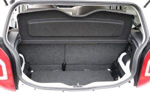 kufr Volkswagen e-Up
