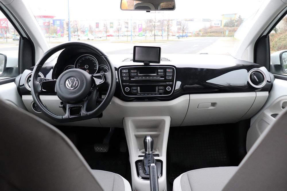 Volkswagen e-Up interier