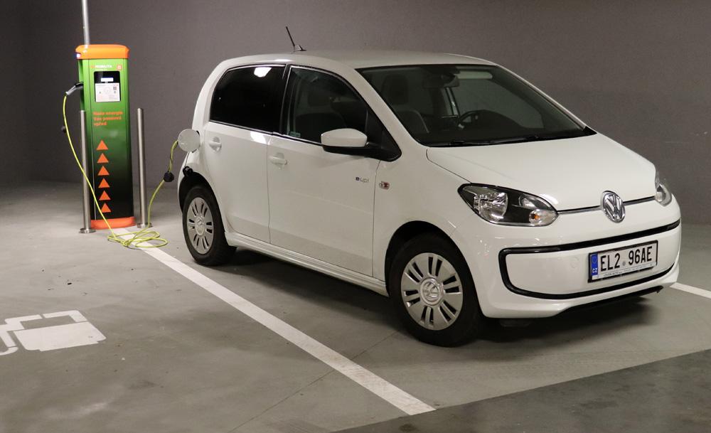 nabijeni Volkswagen e-Up