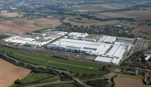Tovarna Volkswagen Cvikov