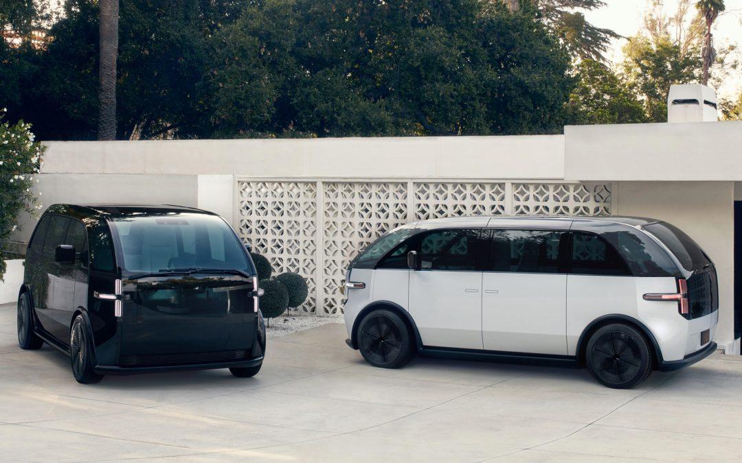 Elektromobil Canoo jen jako pronájem