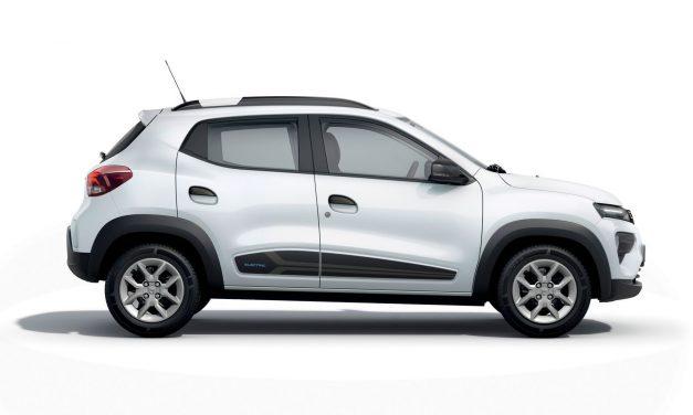 Nejlevnější elektromobil – Dacia