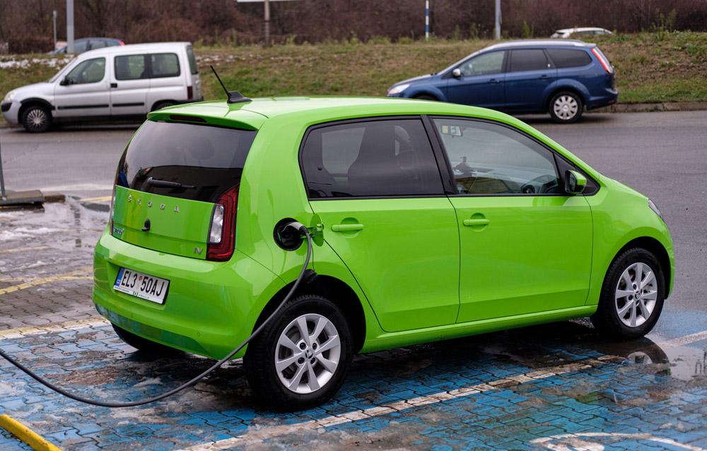 Carsharing Autonapůl má Škodu CitigoE