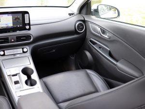 Hyundai Kona Electric interier