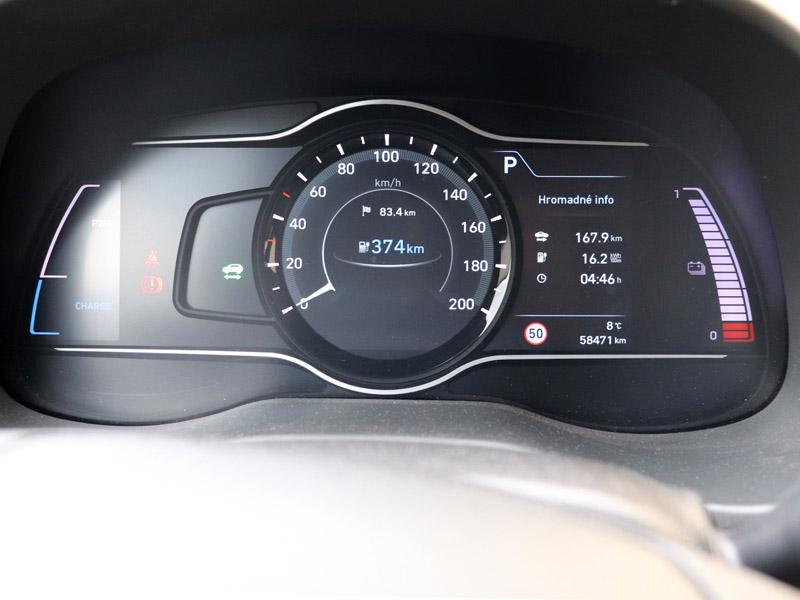 Hyundai Kona Electric budiky